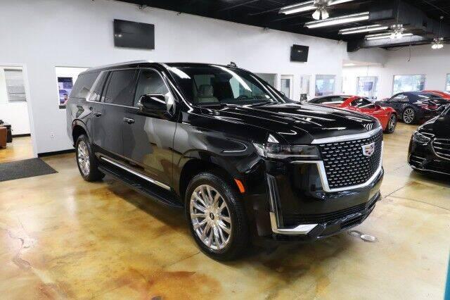 2021 Cadillac Escalade ESV for sale at RPT SALES & LEASING in Orlando FL