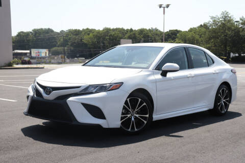 2020 Toyota Camry for sale at Auto Guia in Chamblee GA
