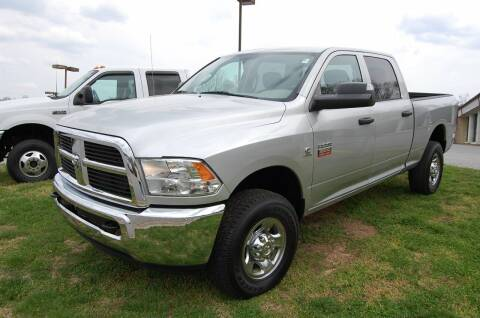 2012 RAM Ram Pickup 2500 for sale at Modern Motors - Thomasville INC in Thomasville NC