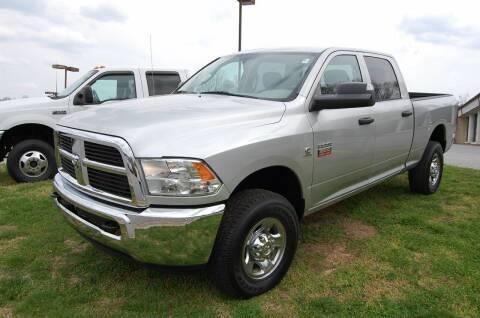 2012 RAM Ram Pickup 2500 for sale at Modern Motors - Thomasville INC in Thomasville NC