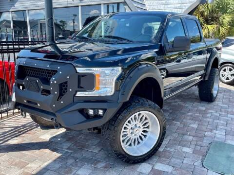 2018 Ford F-150 for sale at Unique Motors of Tampa in Tampa FL