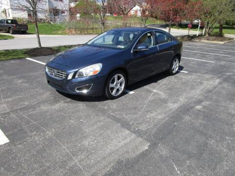 2012 Volvo S60 for sale at Ridge Pike Auto Sales in Norristown PA