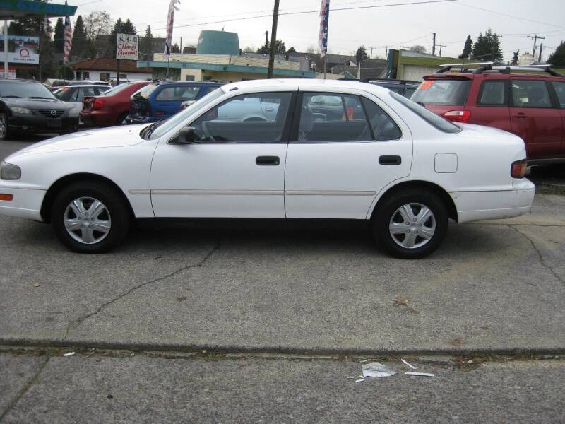 1993 Toyota Camry for sale at UNIVERSITY MOTORSPORTS in Seattle WA
