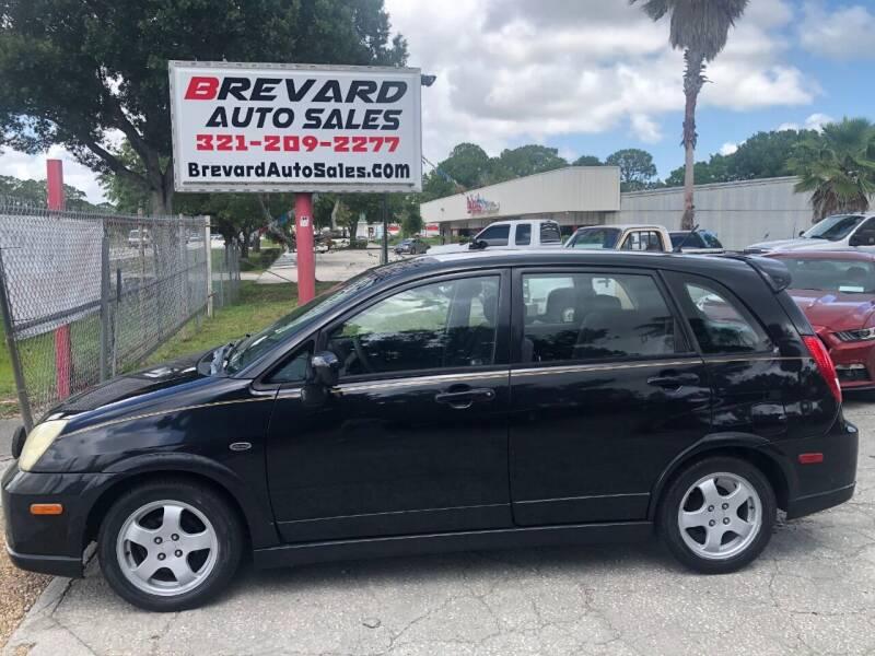 2004 Suzuki Aerio for sale at Brevard Auto Sales in Palm Bay FL