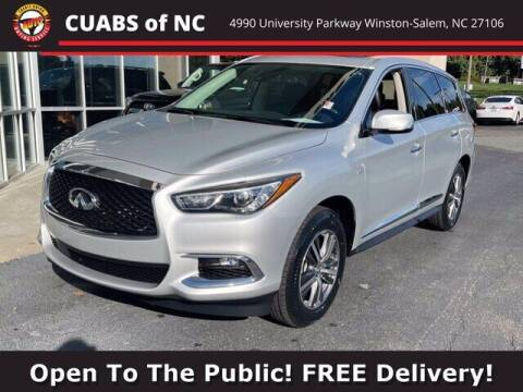 2020 Infiniti QX60 for sale at Summit Credit Union Auto Buying Service in Winston Salem NC