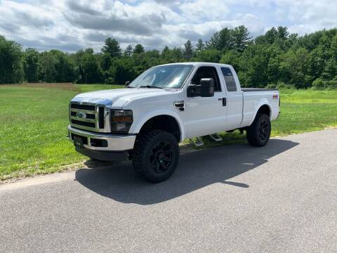 2008 Ford F-250 Super Duty for sale at ds motorsports LLC in Hudson NH