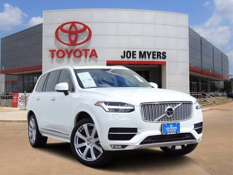 2019 Volvo XC90 for sale at Joe Myers Toyota PreOwned in Houston TX
