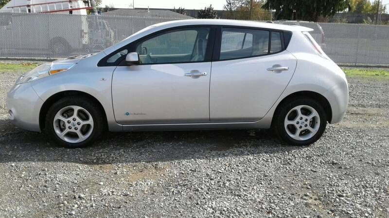 2011 Nissan LEAF for sale at Car Guys in Kent WA