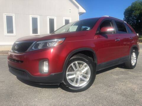 2015 Kia Sorento for sale at Beckham's Used Cars in Milledgeville GA