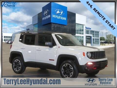 2016 Jeep Renegade for sale at Terry Lee Hyundai in Noblesville IN