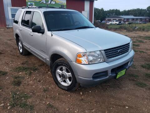 2002 Ford Explorer for sale at AJ's Autos in Parker SD