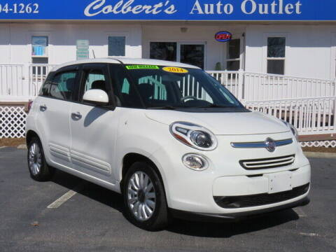 2014 FIAT 500L for sale at Colbert's Auto Outlet in Hickory NC
