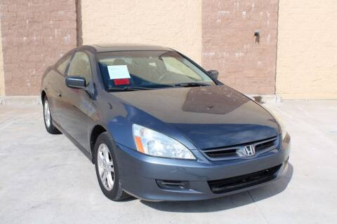 2007 Honda Accord for sale at MK Motors in Sacramento CA
