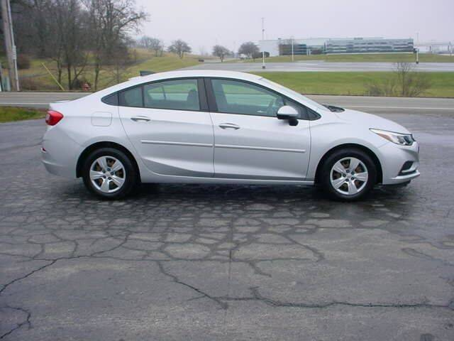 2016 Chevrolet Cruze for sale at Westview Motors in Hillsboro OH