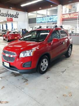 2015 Chevrolet Trax for sale at Bachrodt on State in Rockford IL
