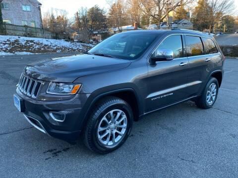 2015 Jeep Grand Cherokee for sale at Car World Inc in Arlington VA