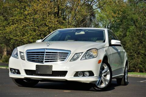 2011 Mercedes-Benz E-Class for sale at Speedy Automotive in Philadelphia PA