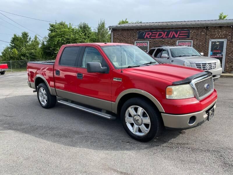 2006 Ford F-150 for sale at Redline Motorplex,LLC in Gallatin TN