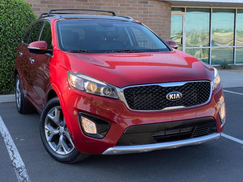 2016 Kia Sorento for sale at AKOI Motors in Tempe AZ