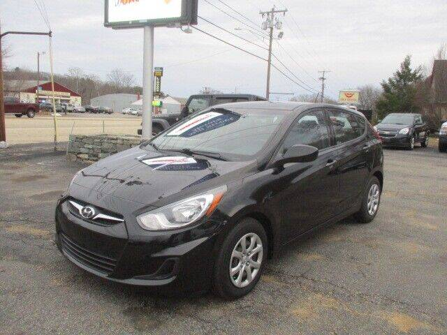 2014 Hyundai Accent for sale at Mill Street Motors in Worcester MA