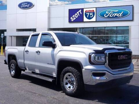 2016 GMC Sierra 1500 for sale at Szott Ford in Holly MI