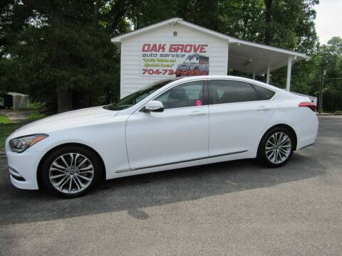 2017 Genesis G80 for sale at Oak Grove Auto Sales in Kings Mountain NC