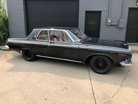 1963 Dodge Polara for sale at Adrenaline Motorsports Inc. in Saginaw MI
