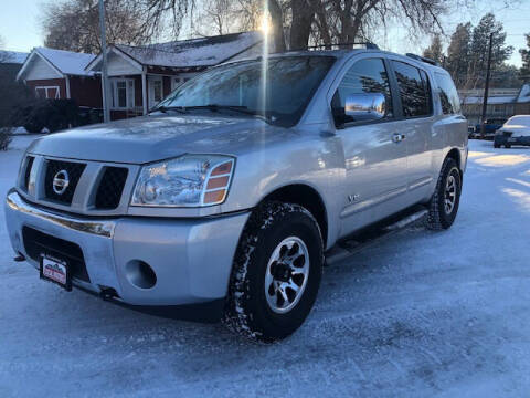 2005 Nissan Armada for sale at Local Motors in Bend OR