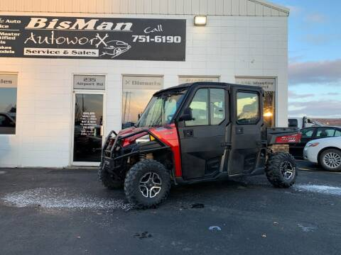 2015 Polaris Ranger Crew for sale at BISMAN AUTOWORX INC in Bismarck ND