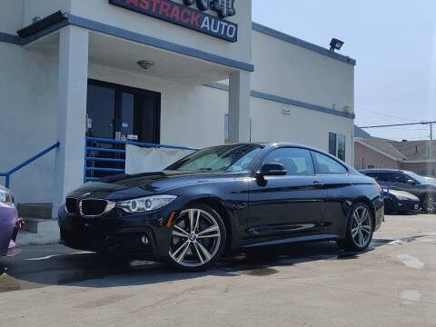 2017 BMW 4 Series for sale at Fastrack Auto Inc in Rosemead CA