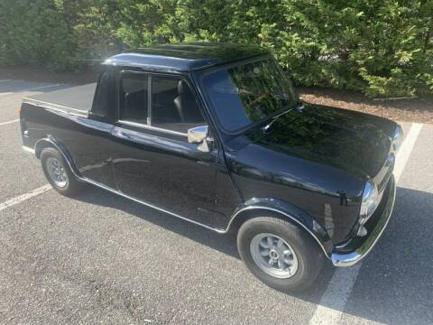 1970 MINI COOPER UTE for sale at Limitless Garage Inc. in Rockville MD