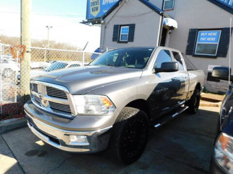 2012 RAM Ram Pickup 1500 for sale at WOOD MOTOR COMPANY in Madison TN