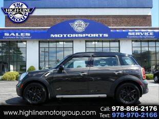 2016 MINI Countryman for sale at Highline Group Motorsports in Lowell MA