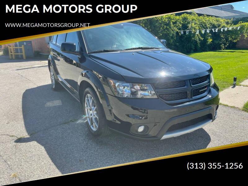 2015 Dodge Journey for sale at MEGA MOTORS GROUP in Redford MI