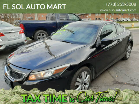 2010 Honda Accord for sale at EL SOL AUTO MART in Franklin Park IL