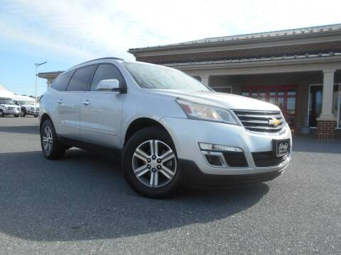 2015 Chevrolet Traverse for sale at Nye Motor Company in Manheim PA