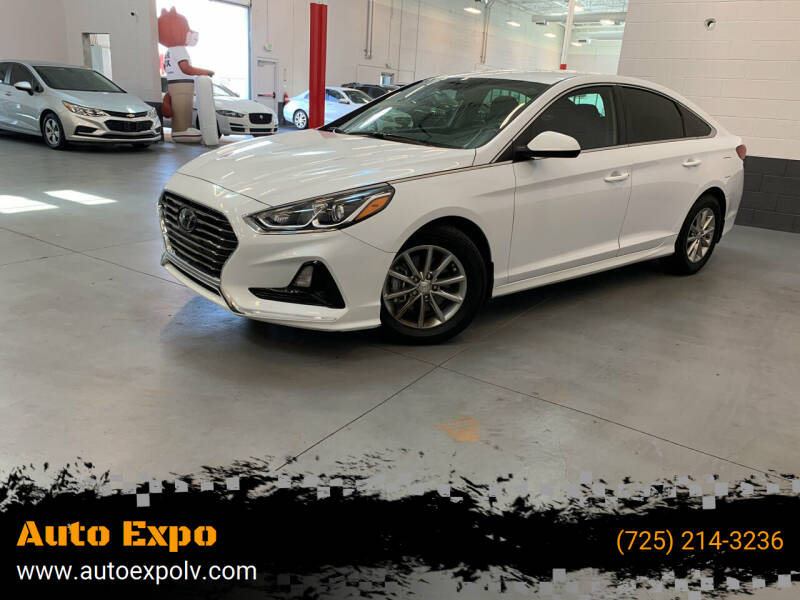 2018 Hyundai Sonata for sale at Auto Expo in Las Vegas NV
