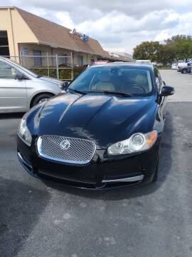 2009 Jaguar XF for sale at LAND & SEA BROKERS INC in Deerfield FL