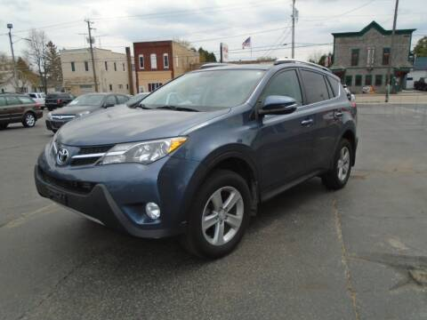 2013 Toyota RAV4 for sale at NORTHLAND AUTO SALES in Dale WI