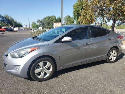 2013 Hyundai Elantra for sale at DORAMO AUTO RESALE in Glendale AZ