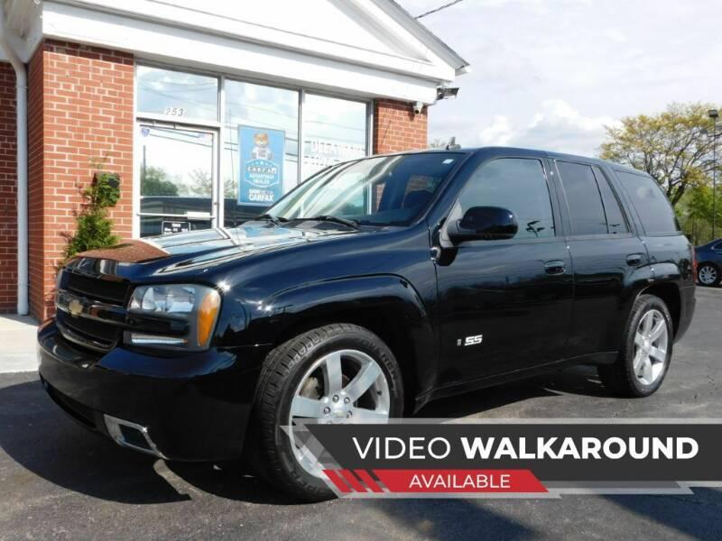 2008 Chevrolet TrailBlazer for sale at Delaware Auto Sales in Delaware OH