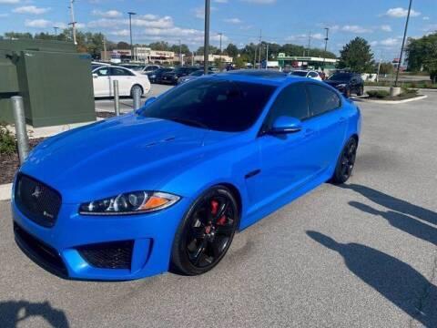 2015 Jaguar XF for sale at BMW of Schererville in Schererville IN