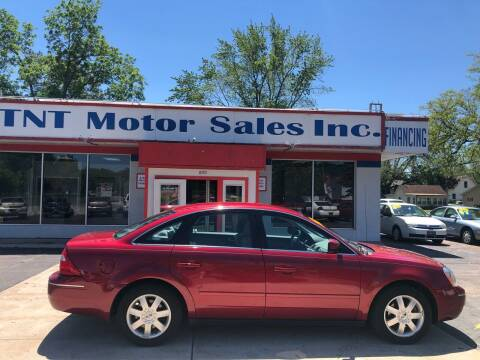 2005 Ford Five Hundred for sale at TNT Motor Sales in Oregon IL