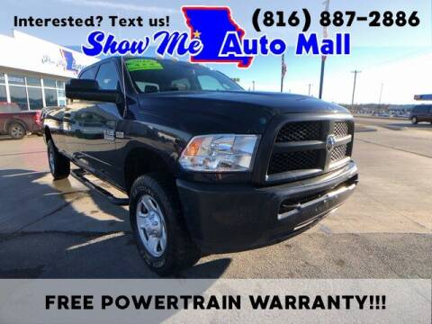 2016 RAM Ram Pickup 3500 for sale at Show Me Auto Mall in Harrisonville MO