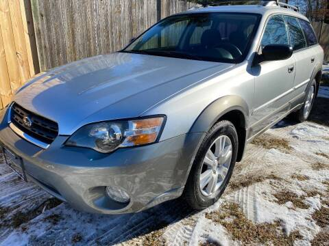 2005 Subaru Outback for sale at ALL Motor Cars LTD in Tillson NY