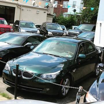 2008 BMW 5 Series for sale at Glacier Auto Sales in Wilmington DE