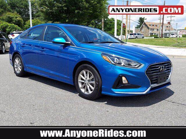 2018 Hyundai Sonata for sale at ANYONERIDES.COM in Kingsville MD