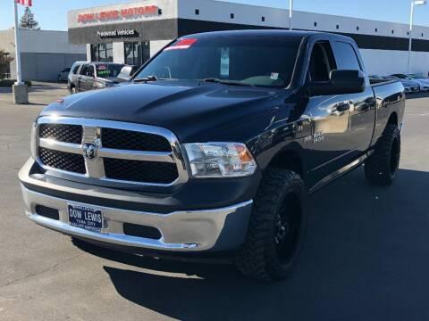 2018 RAM Ram Pickup 1500 for sale at Dow Lewis Motors in Yuba City CA