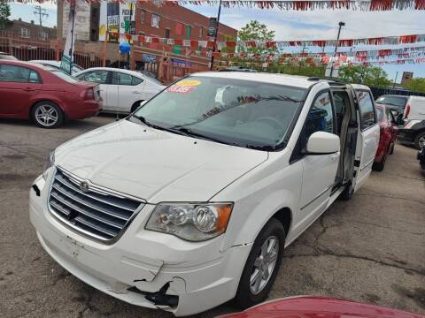 2010 Chrysler Town and Country for sale at JIREH AUTO SALES in Chicago IL