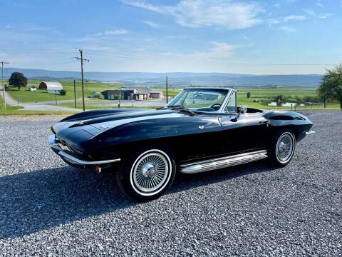 1966 Chevrolet Corvette for sale at All Collector Autos LLC in Bedford PA